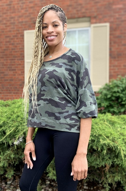 Tiffany Mitchell is a contestant on 'Big Brother' 23. Photo via CBS
