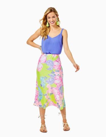 Cory Midi Skirt