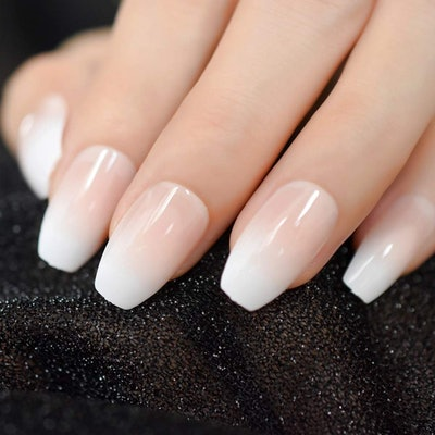 CoolNail French Ombre Fake Nails
