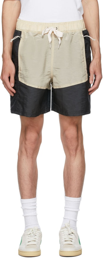 Rhude x Puma Rhuigi Edition Moiré Shorts