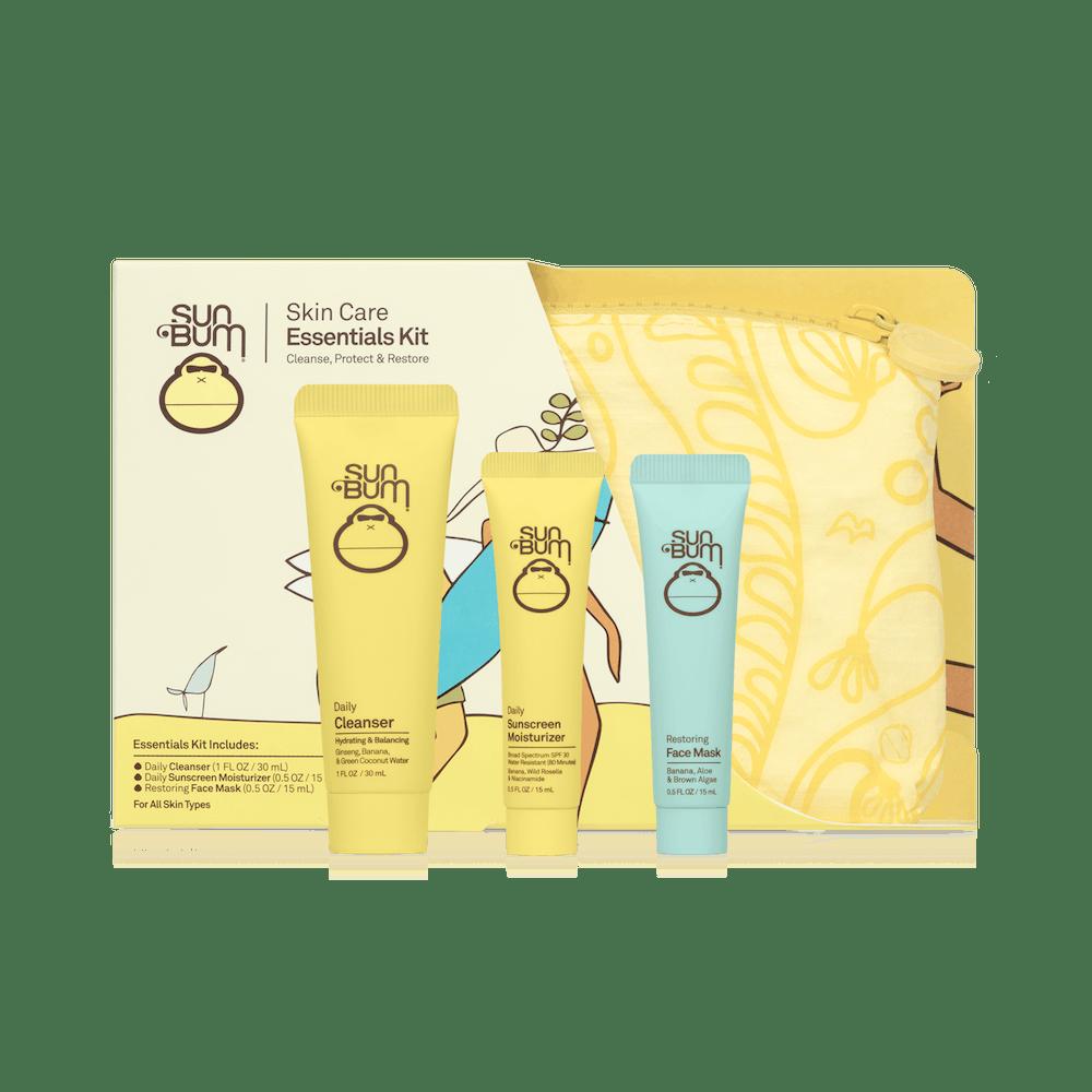 Skin Care Essentials Kit