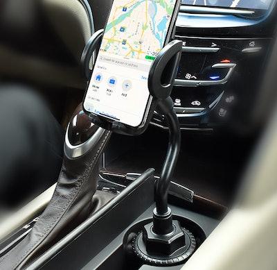 Bokilino Car Cupholder Phone Mount
