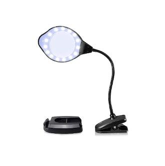 eletecpro Magnifying Glass Lamp