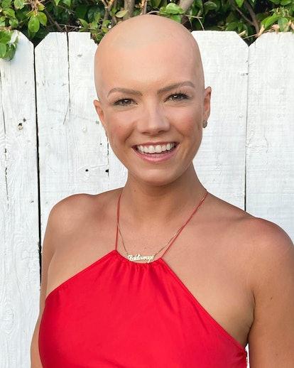 Christie Valdiserri is a contestant on 'Big Brother' 23. Photo via CBS