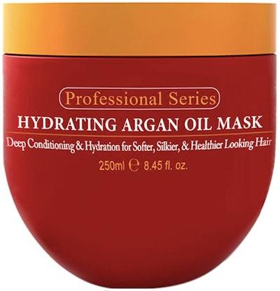 Arvazallia Hydrating Argan Oil Hair Mask and Deep Conditioner
