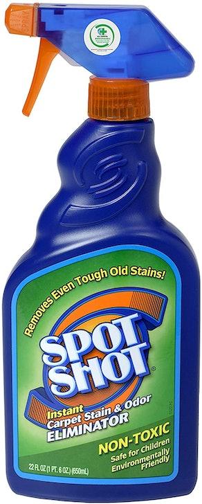 Spot Shot Instant Carpet Stain Remover & Odor Eliminator, 22-Oz.