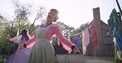 Sony's 'Cinderella' is streaming on Amazon Prime Video on Sept. 3.