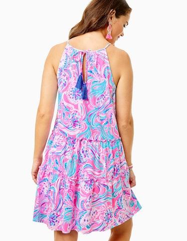 Evalyn Swing Dress