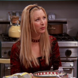Phoebe Buffay on 'Friends' never shied away from piling on '90s accessories. Here are 6 of her favorites.