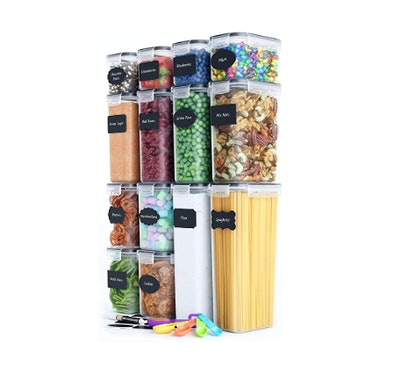Chef's Path  Airtight Food Storage Containers Set (14-Pack)