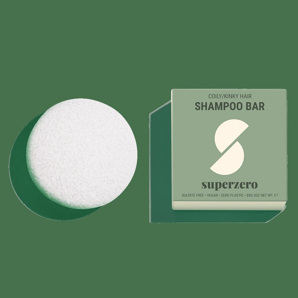 shampoo bar for coily, kinky hair
