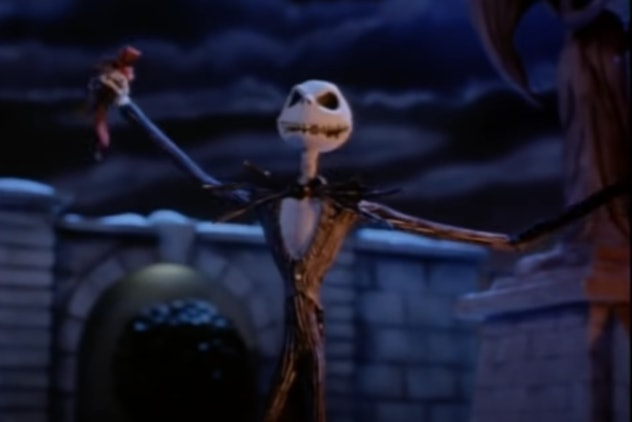 'The Nightmare Before Christmas' is an animated film from 1993.