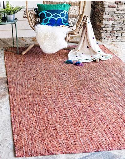 Unique Loom Flatweave Rug