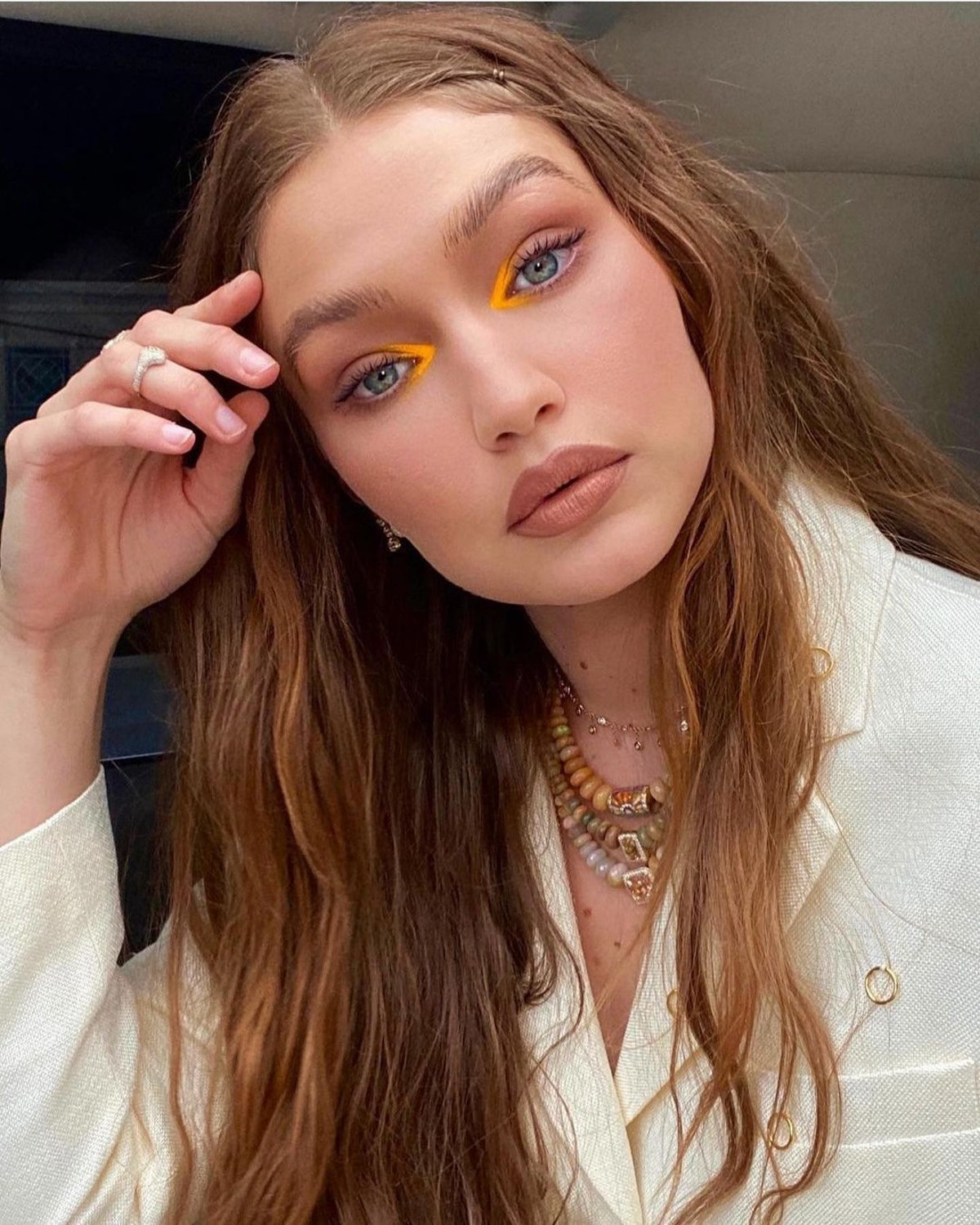 Gigi Hadid (among others) are proof copper hair is the hottest hair color of the moment.