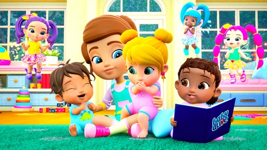 Hasbro is launching a Baby Alive YouTube series on July 9.