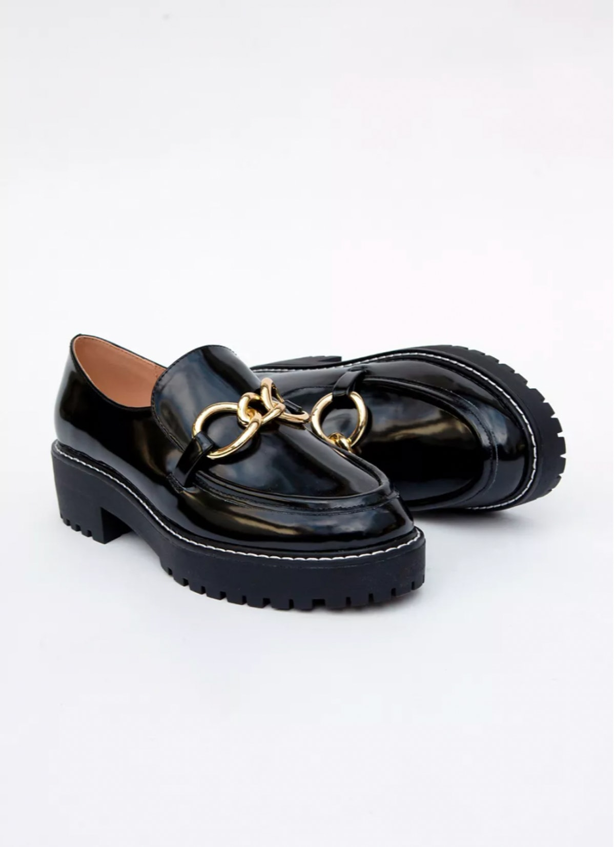 UO Esme Chain Loafer