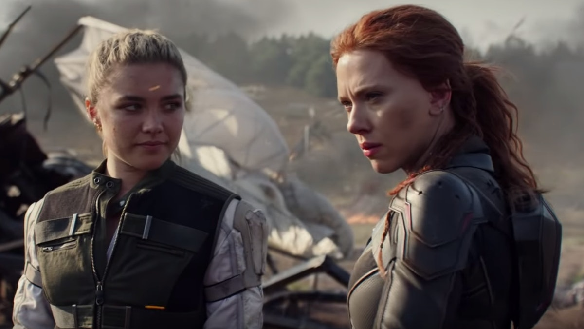 'Black Widow' contains an emotional 'Infinity War' Easter Egg about Natasha and Yelena.