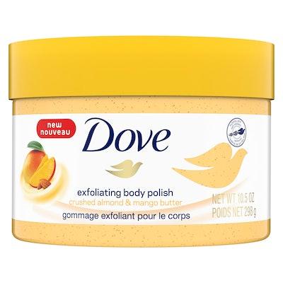 Exfoliating Crushed Almond and Mango Butter Body Polish