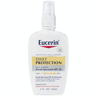 Daily Protection Face Lotion with SPF 30