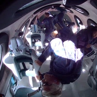 """Virgin Galactic: Why Richard Branson's flight really does mean a """"new space age"""""""