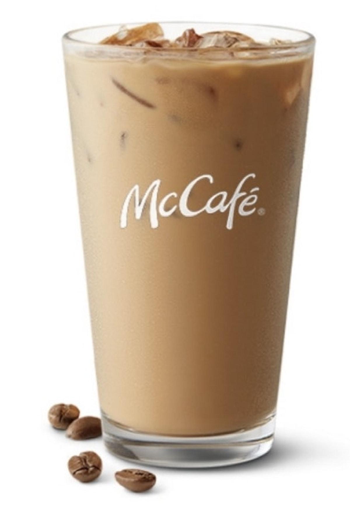 McDonald's Korean iced coffee hack is legit.