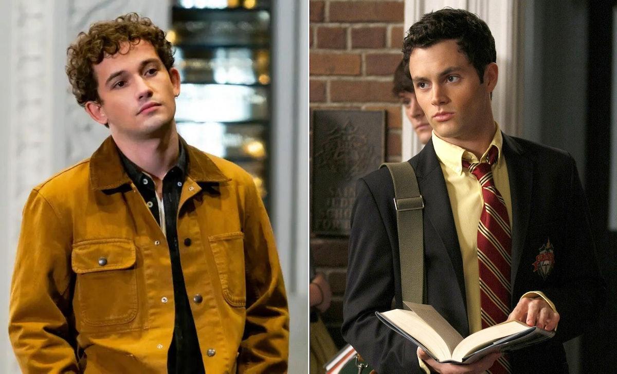 Obie and Dan share similarities in the 'Gossip Girl' series.