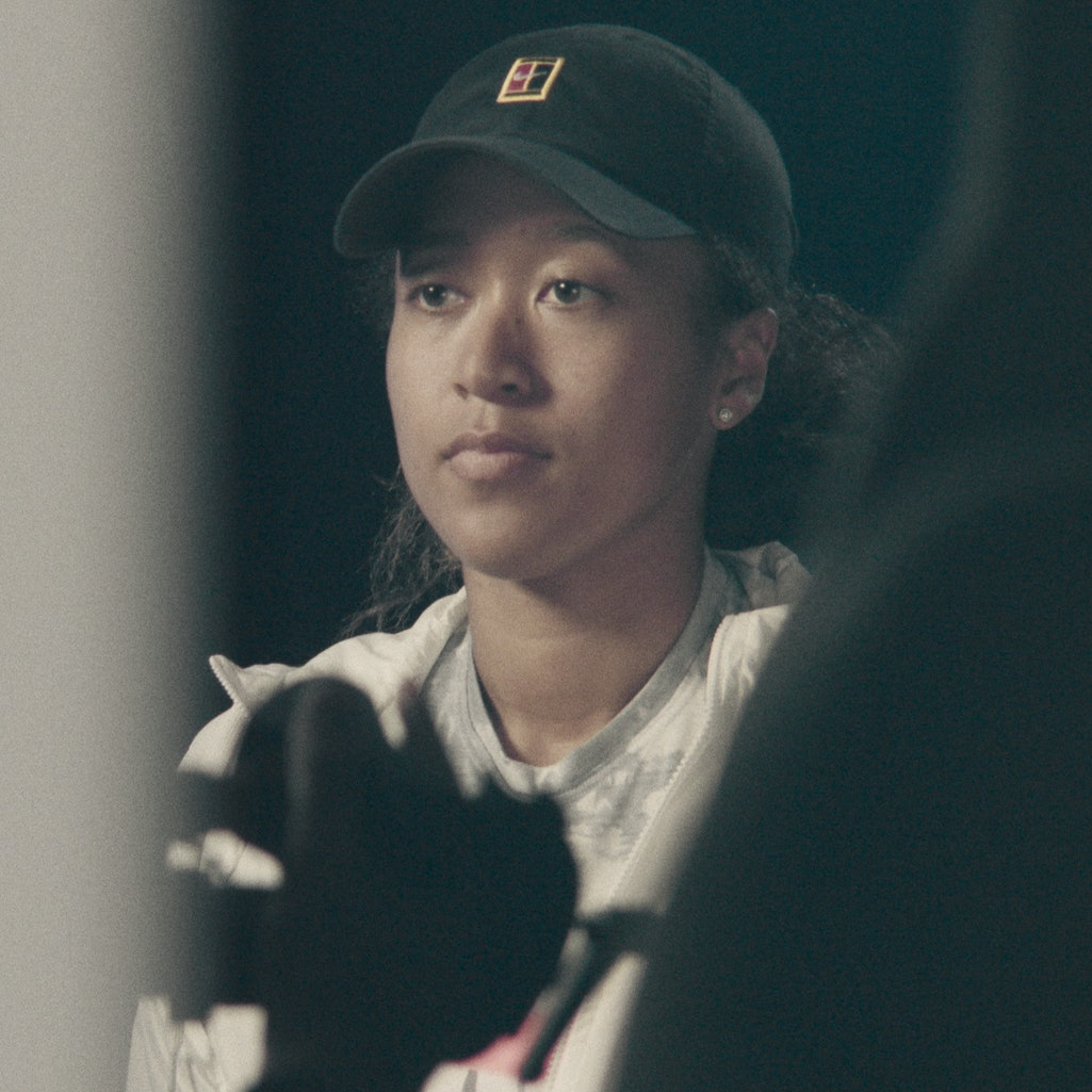 Naomi Osaka: Playing By Her Own Rules is the new Netflix documentary that follows the tennis champion for two years. Photo courtesy of Netflix