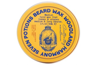 Seven Potions Beard Wax, 1 Oz.
