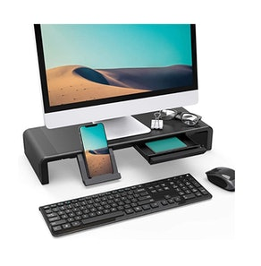 Klearlook Maximized Clarity! Foldable Computer Monitor Stand