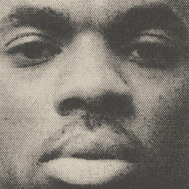 The cover of Vince Staples' self-titled album.