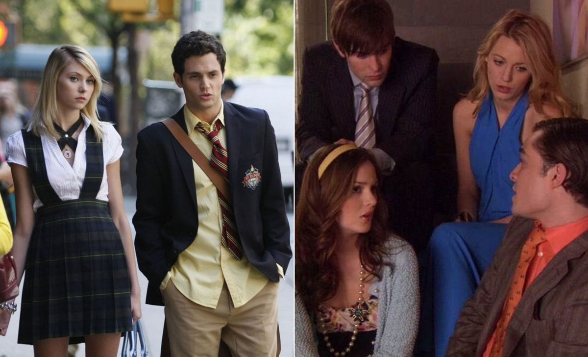 The spirit of the original 'Gossip Girl' characters is alive in the reboot's cast.