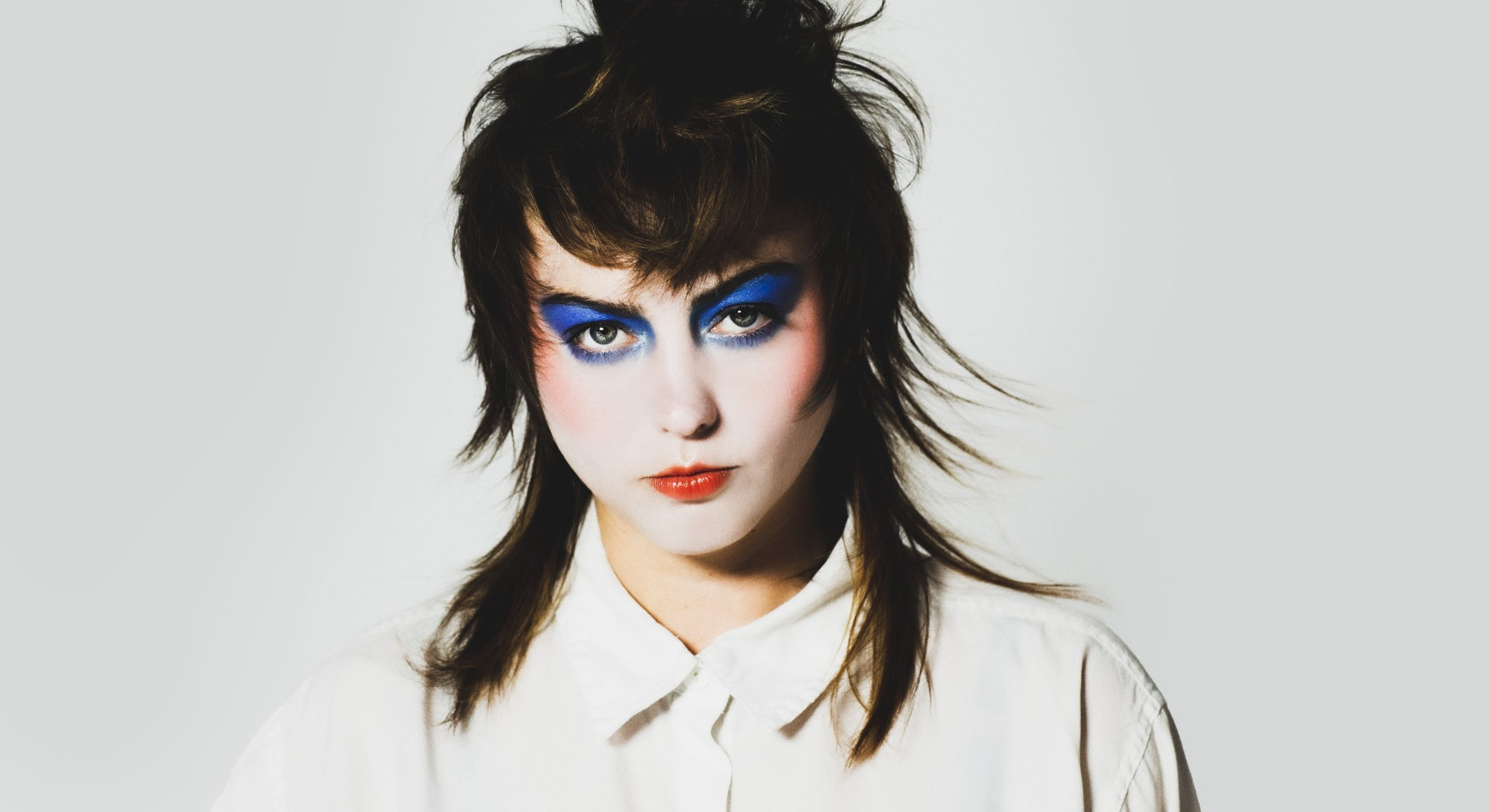 """Angel Olsen's new song """"Gloria,"""" a cover of Laura Branigan's song of the same name, is a song to hea..."""