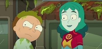rick and morty season 5 episode 3 planetina