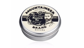Mustache Wax by Mountaineer Brand, 2 Oz.