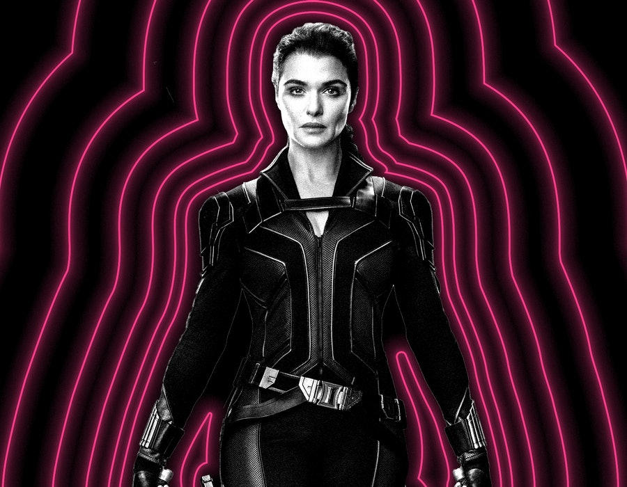 Rachel Weisz stars as Melina in 'Black Widow.'