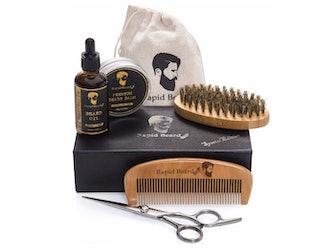 Beard Grooming & Trimming Kit