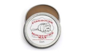 Firehouse Moustache Wax, 1 Oz.