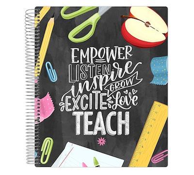 Bloom Daily Planners Undated Teacher Planner