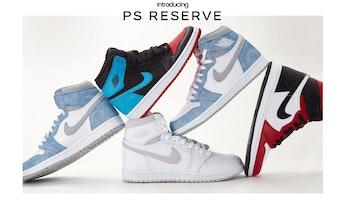 PacSun PS Reserve website