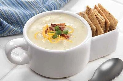 Kitchen Gadgets Soup and Cracker Mug