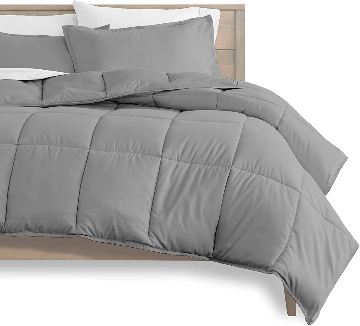 Bare Home Comforter And Sheets Set (5 Piece)