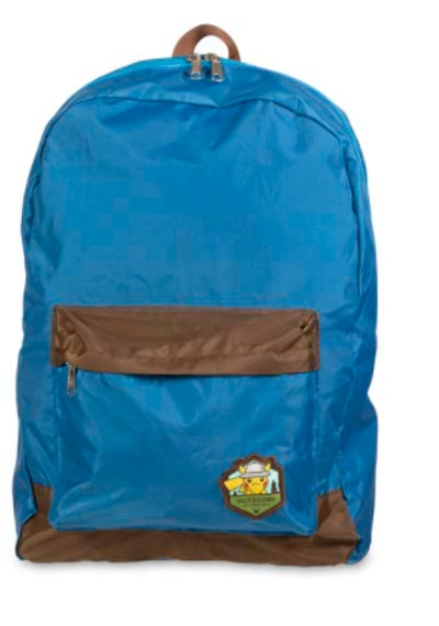 Outdoors with Pokémon Packable Backpack