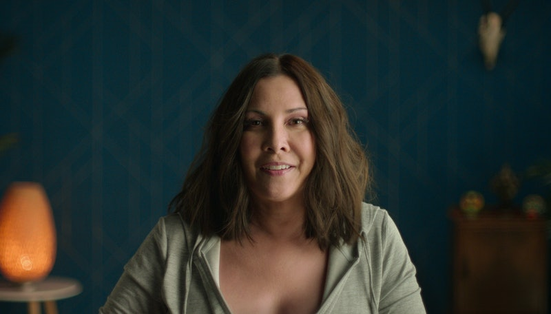Lisa Lord portrays Heather Tallchief in 'Heist,' via Netflix press site.