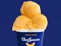 Van Leeuwen made a Kraft Macaroni & Cheese Ice Cream.