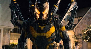 Yellow Jacket in Ant-Man.