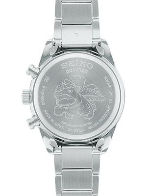 Seiko Bulbasaur Pokémon Watch