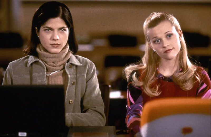 Reese Witherspoon and Selma Blair in 'Legally Blonde'