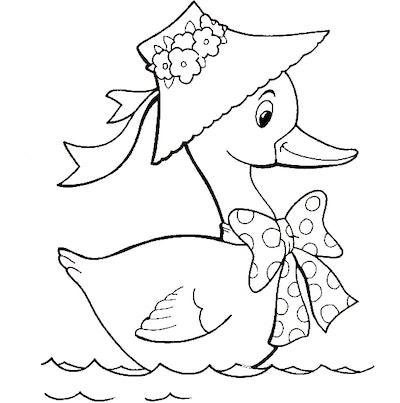 Big Bow Duck