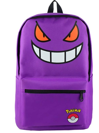 Purple Haunter Backpack