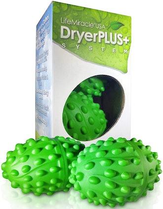 LifeMiracle Dryer Balls XL (2-Pack)